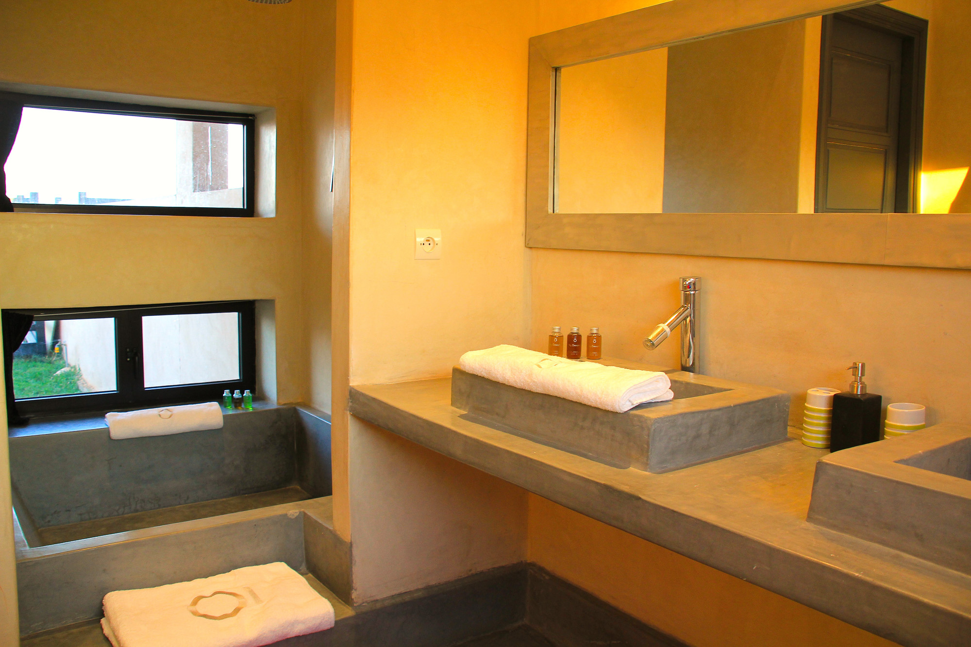 chambre dans villa de luxe Marrakech