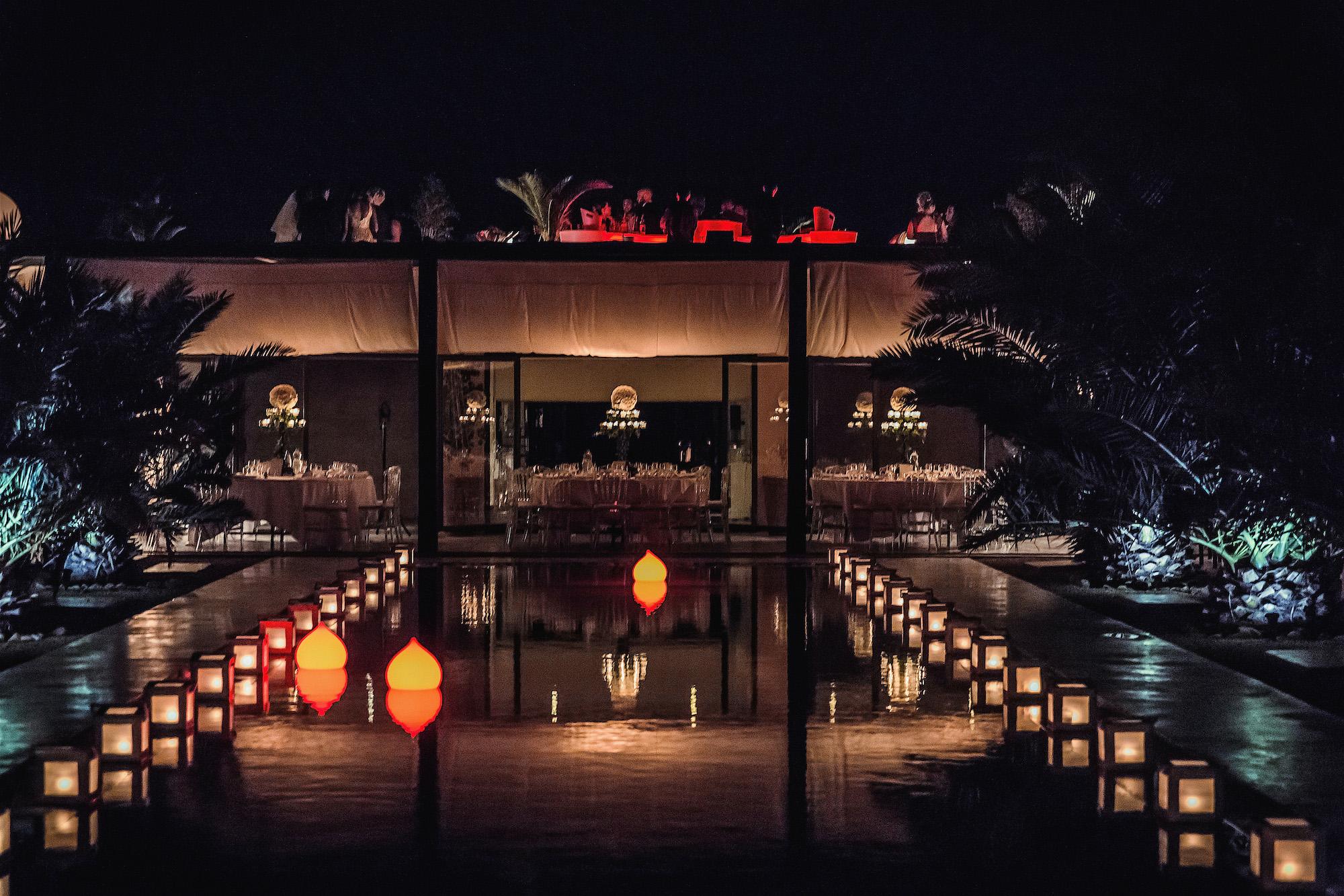 mariage marrakech Villa Taj Maroc