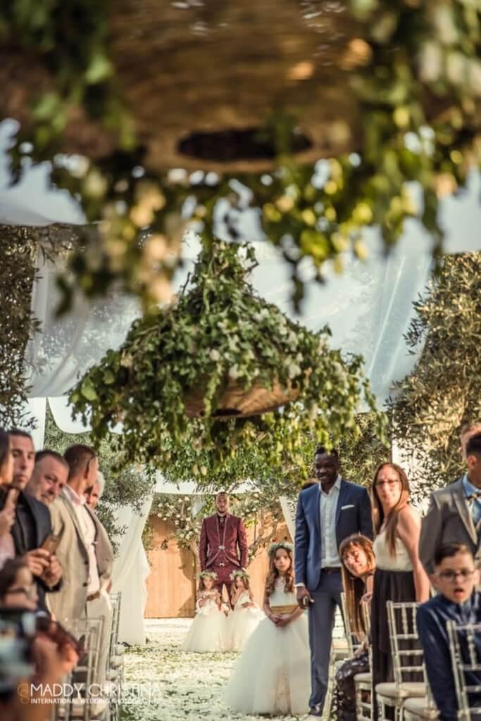 mariage ceremonie marrakech au maroc