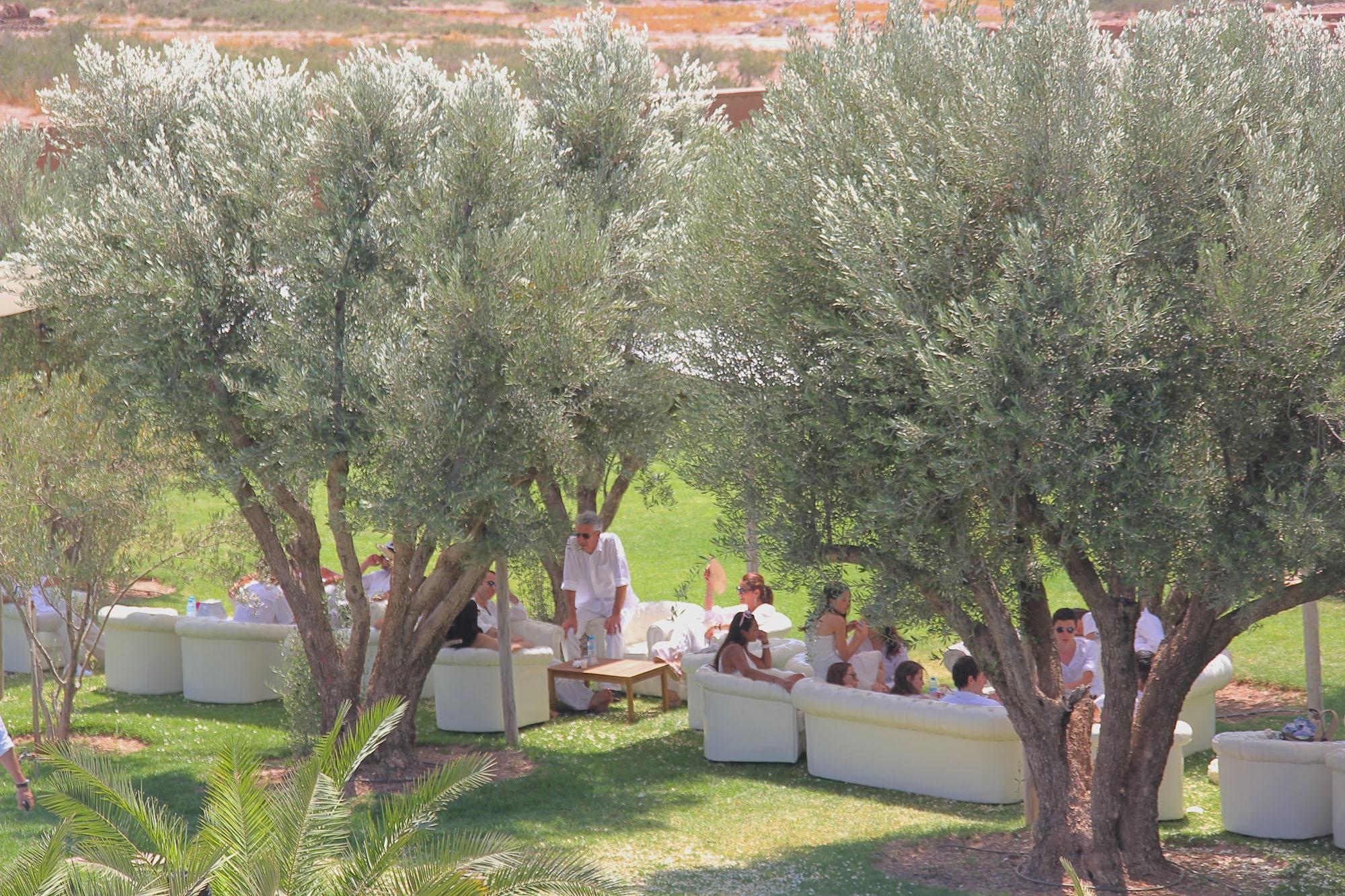 brunch marrakech villa taj