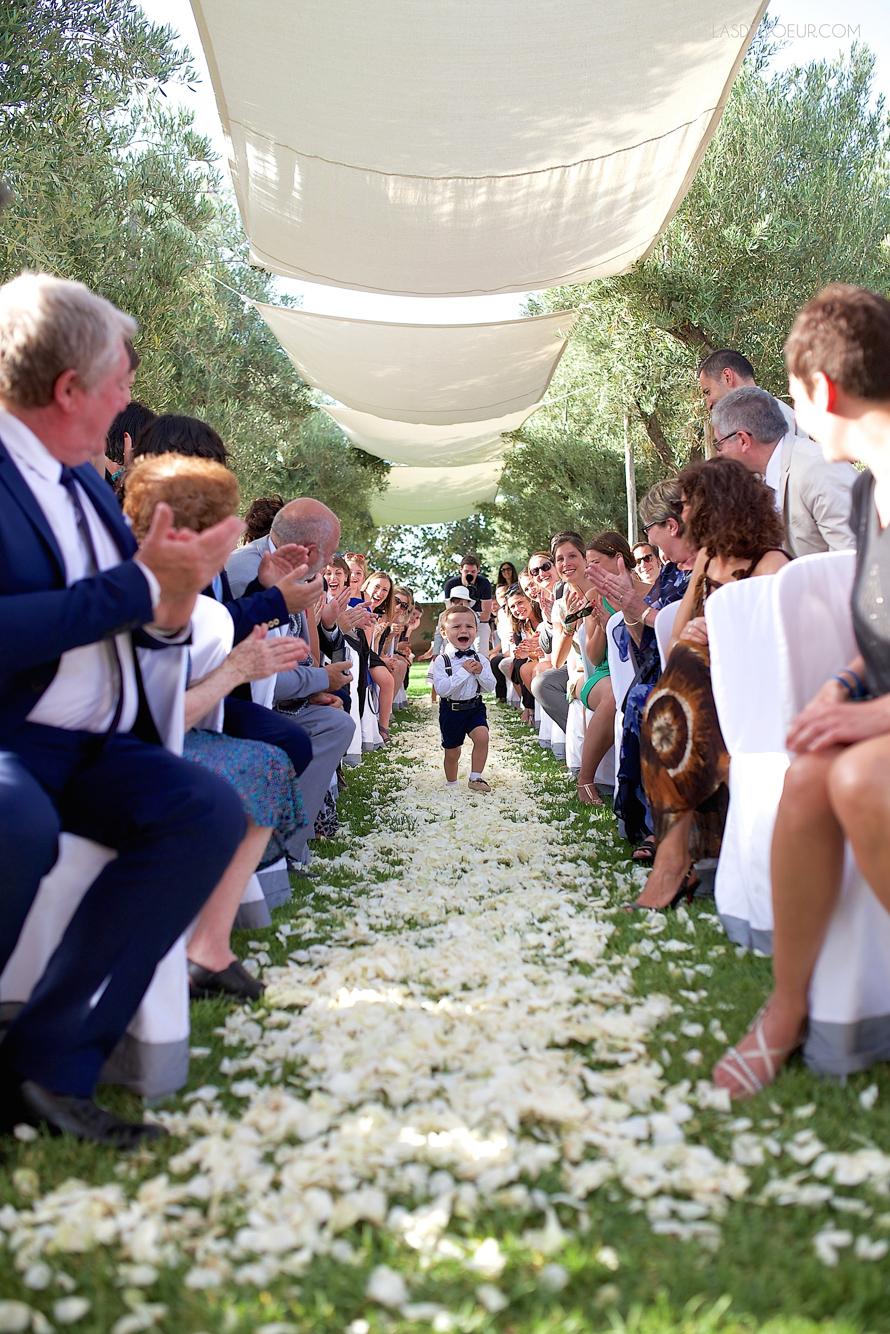 cérémonie de mariage laique à marrakech au maroc