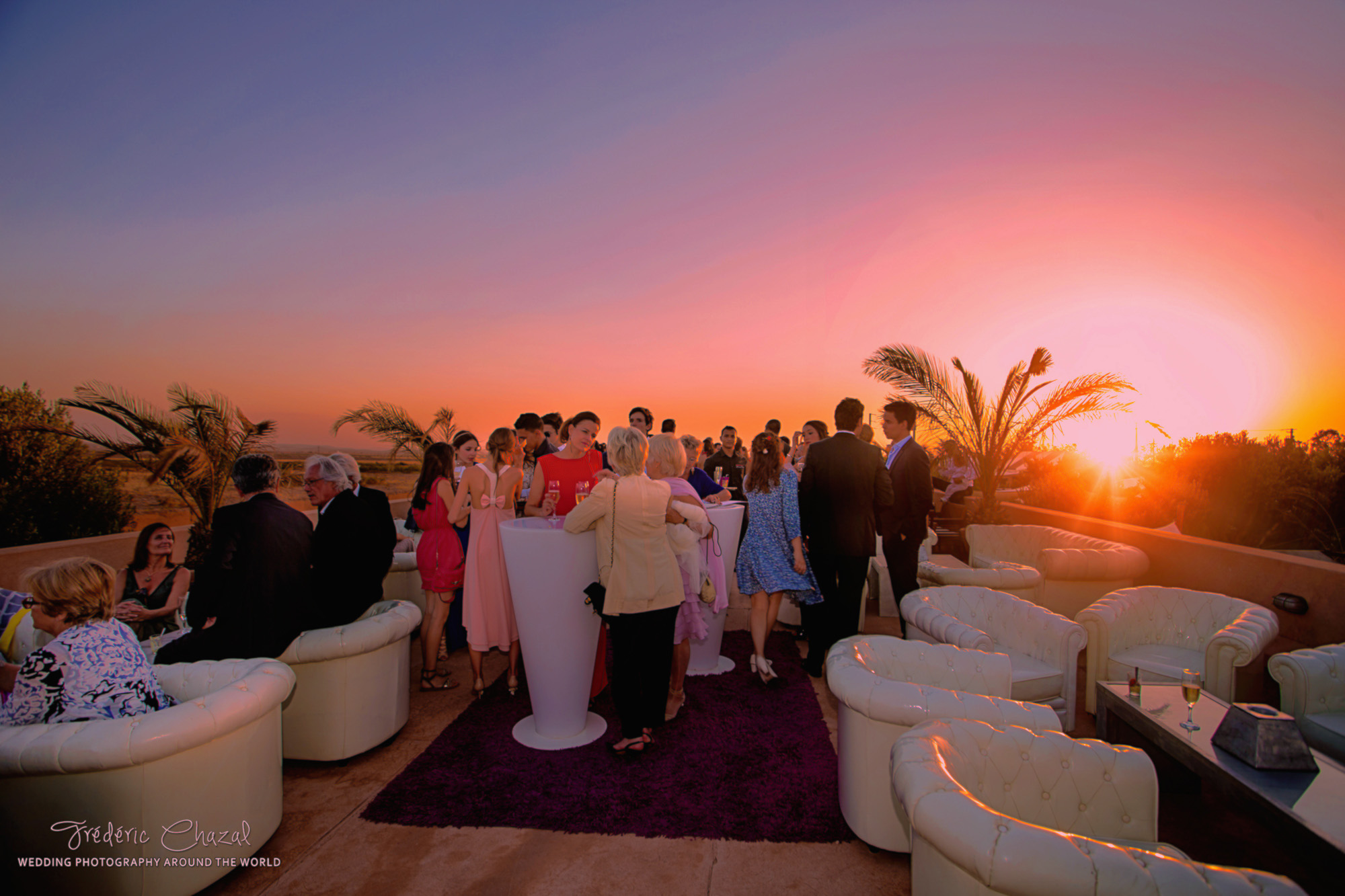 location d'une villa de luxe pour se marier au maroc à marrakech