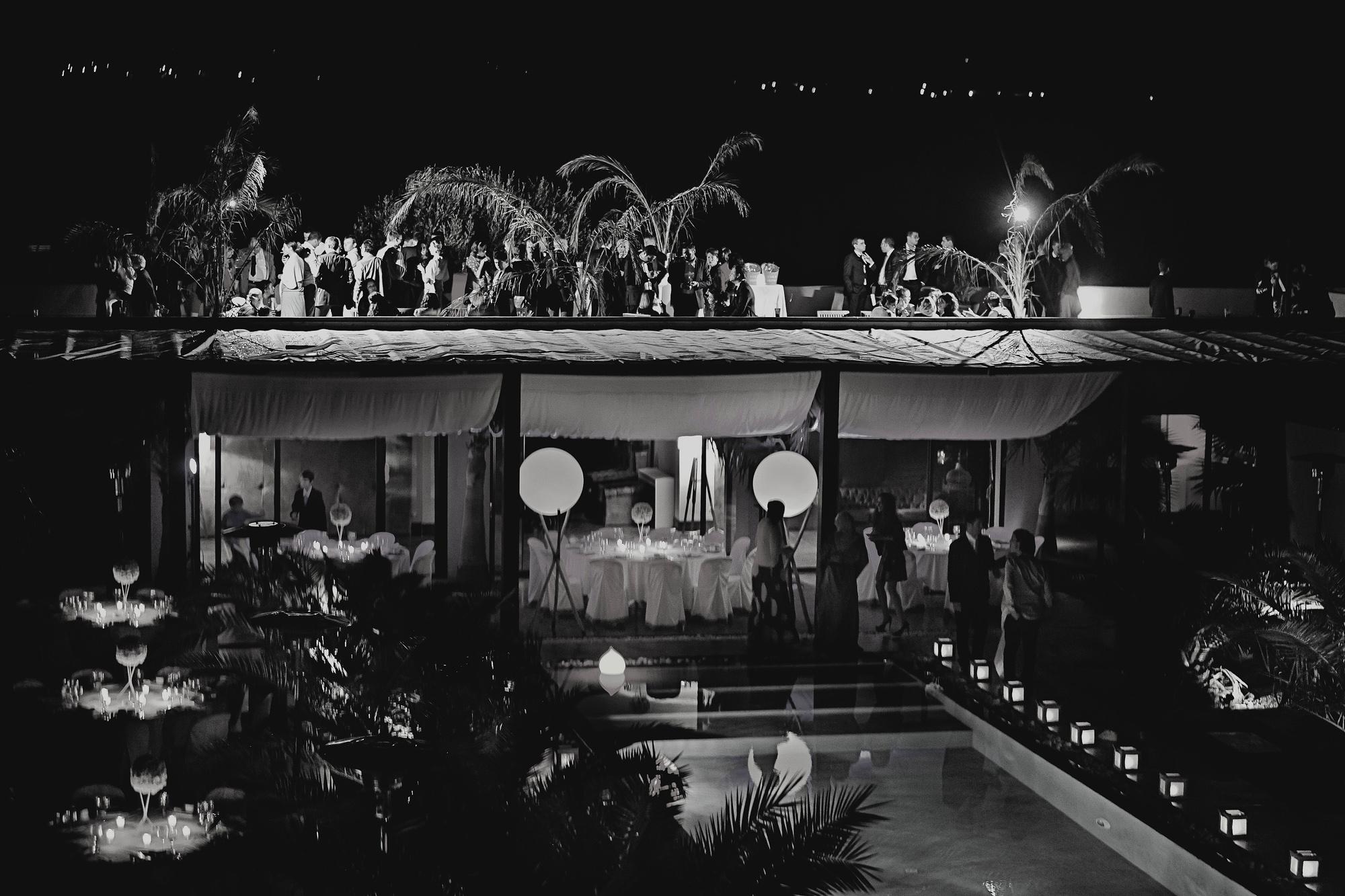 organisation de diner mariage banquet marrakech traiteur