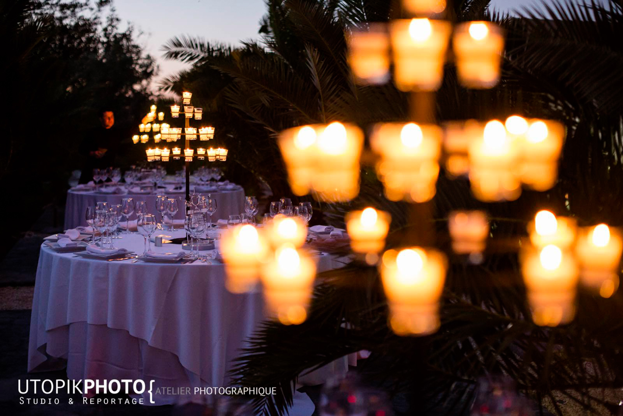 organisation de diner mariage marrakech traiteur