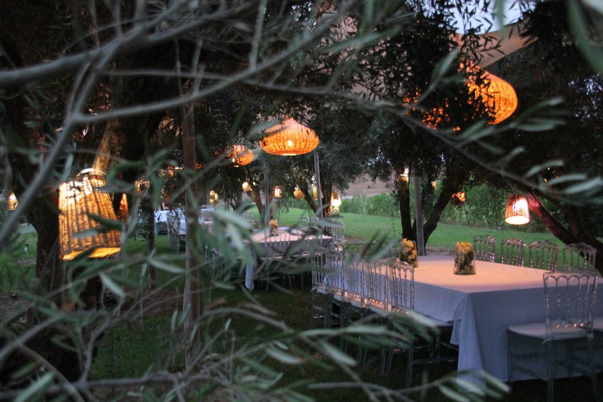 mariage marrakech diner