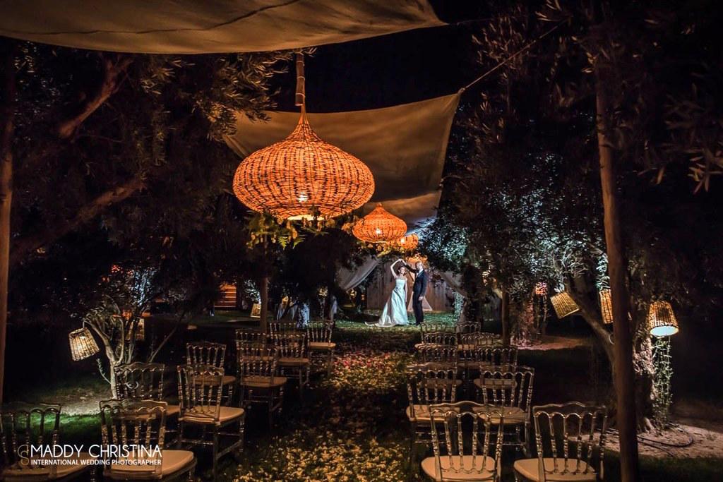maroc villa mariage