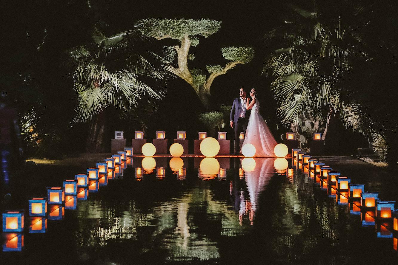 marrakech mariage villa