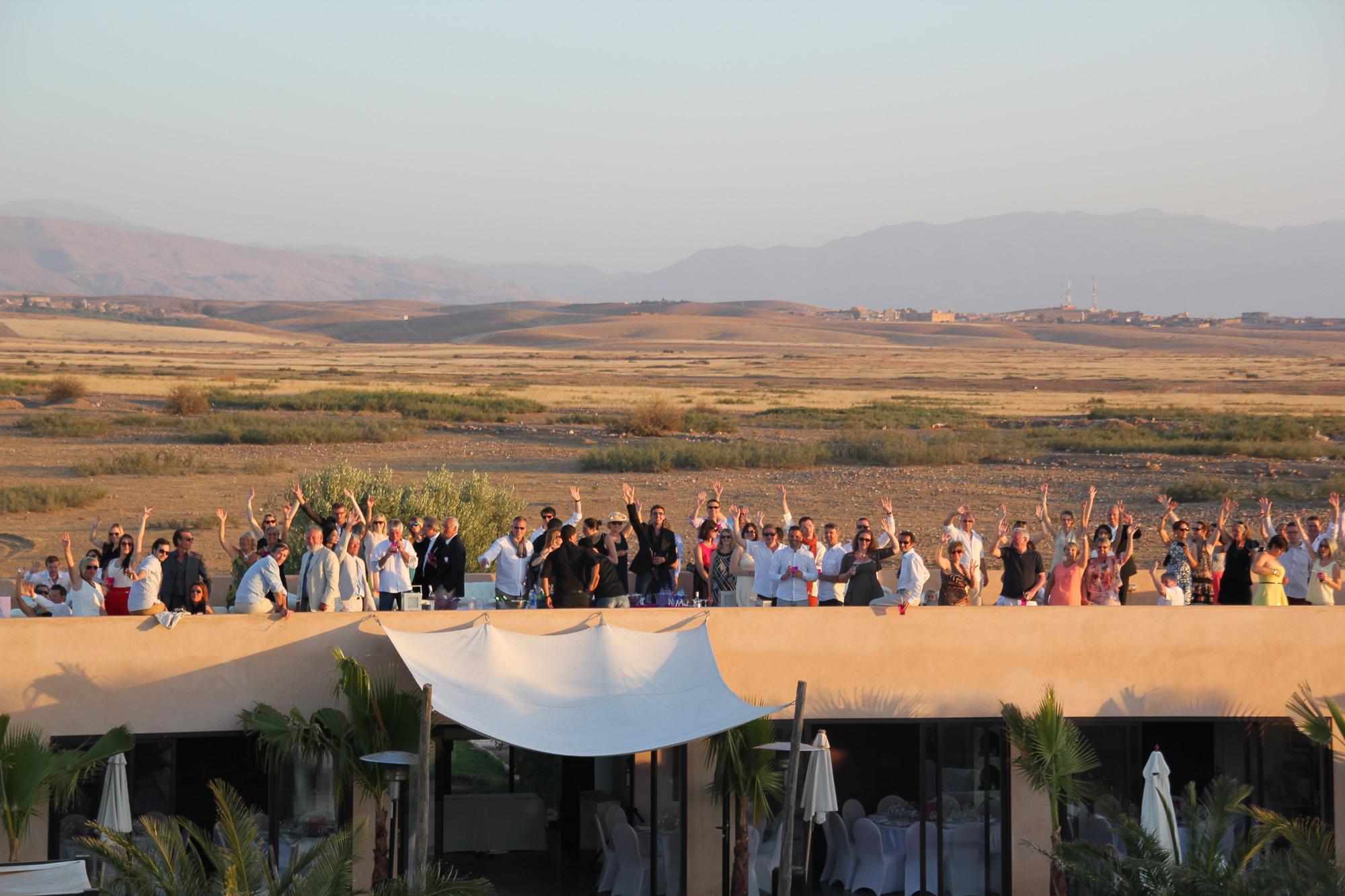 seminar morocco