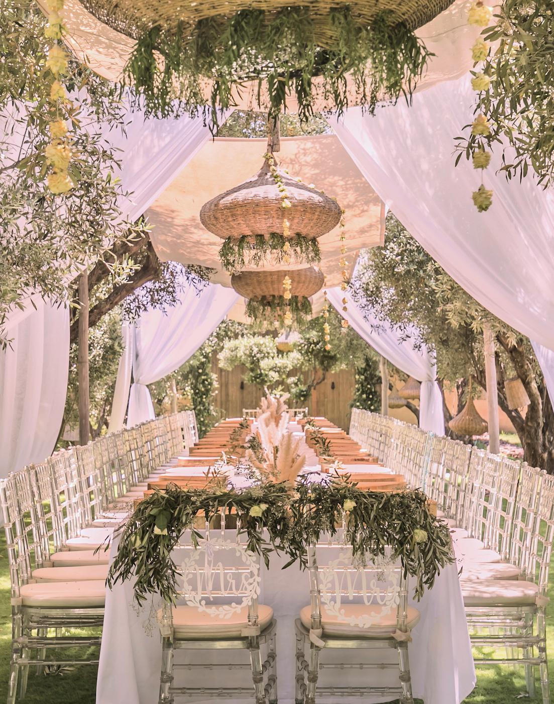 brunch marrakech mariage