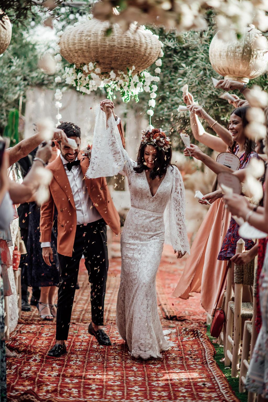 boheme mariage marrakech