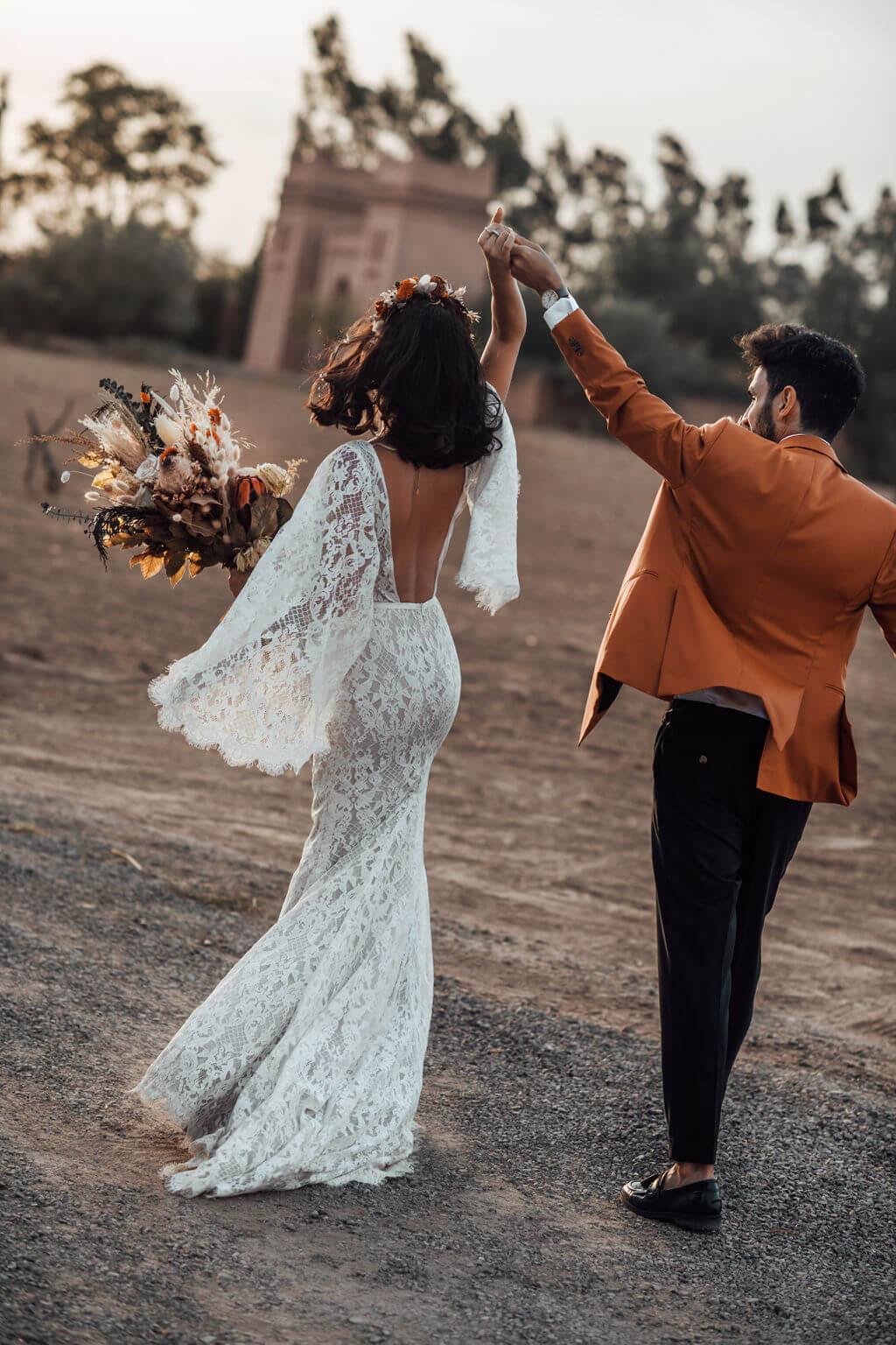 bohemian mariage