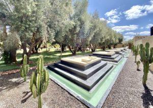 villa marrakech piscine