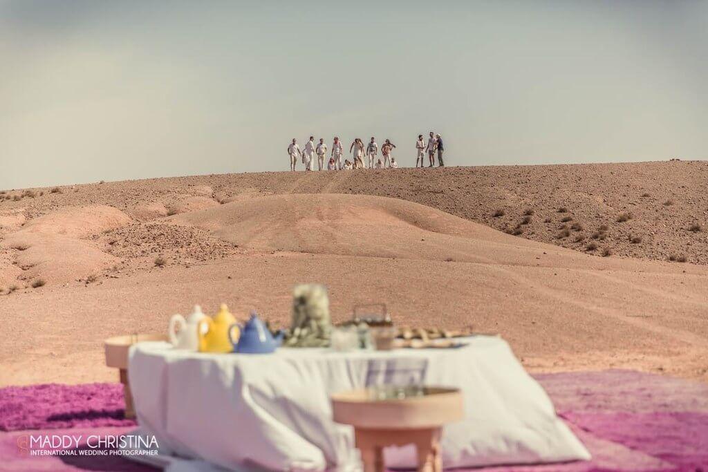 marrakech desert agafay