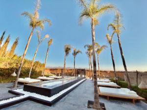 Villa piscine luxe à Marrakech