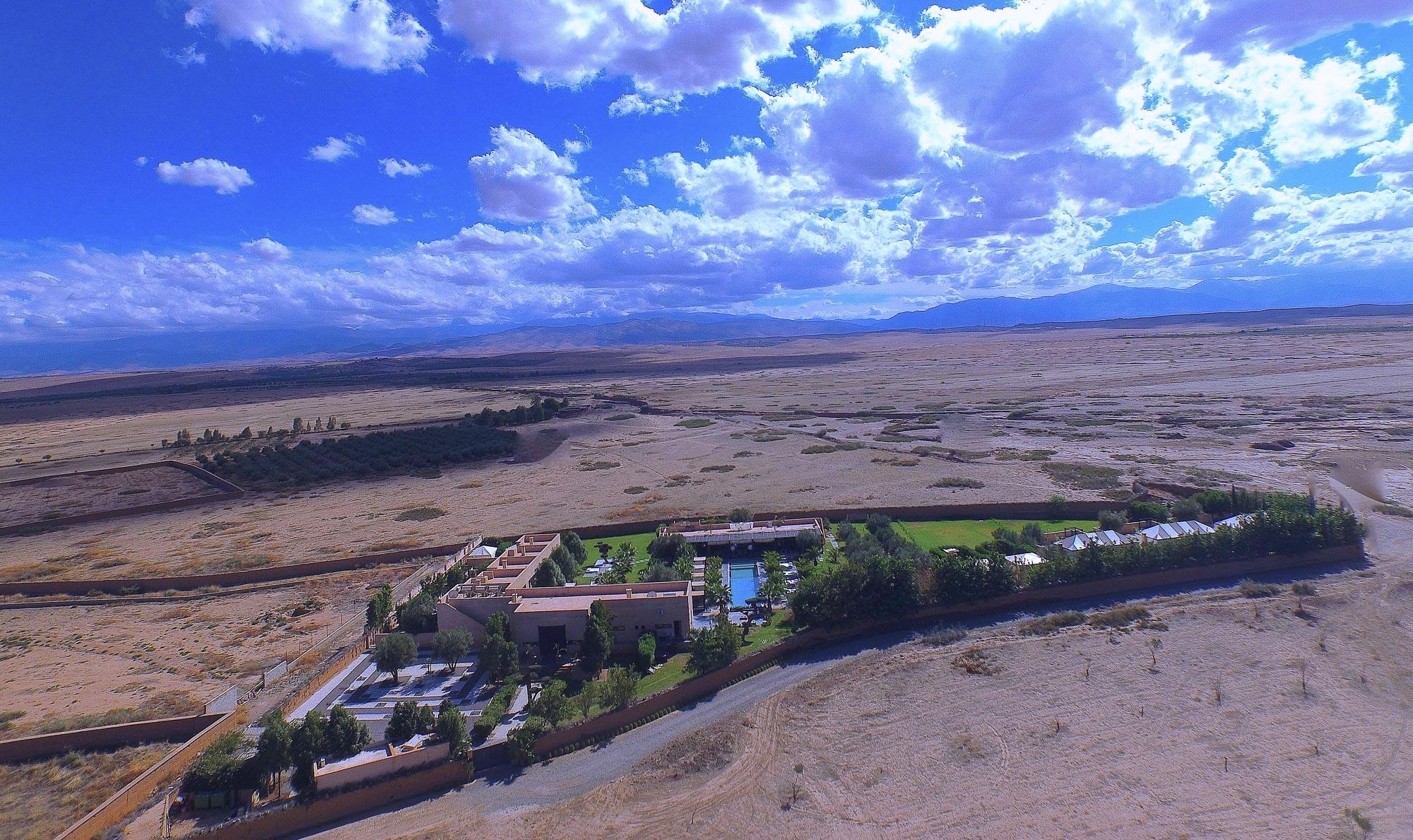 location maison luxe et design marrakech pour tournage et shooting