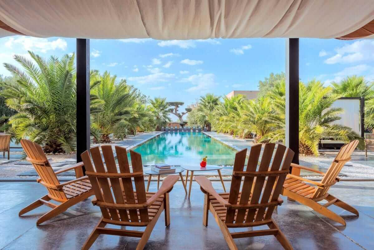 Villa Taj Marrakech organisation de mariage d'anniversaire et de séminaire dans une maison au maroc