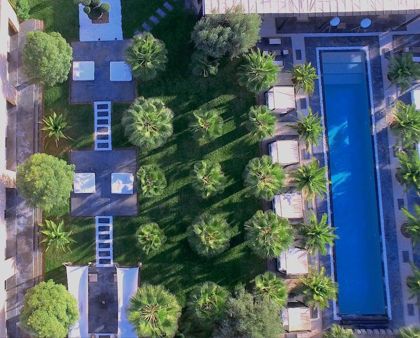 anniversaire-a-marrakech-villa