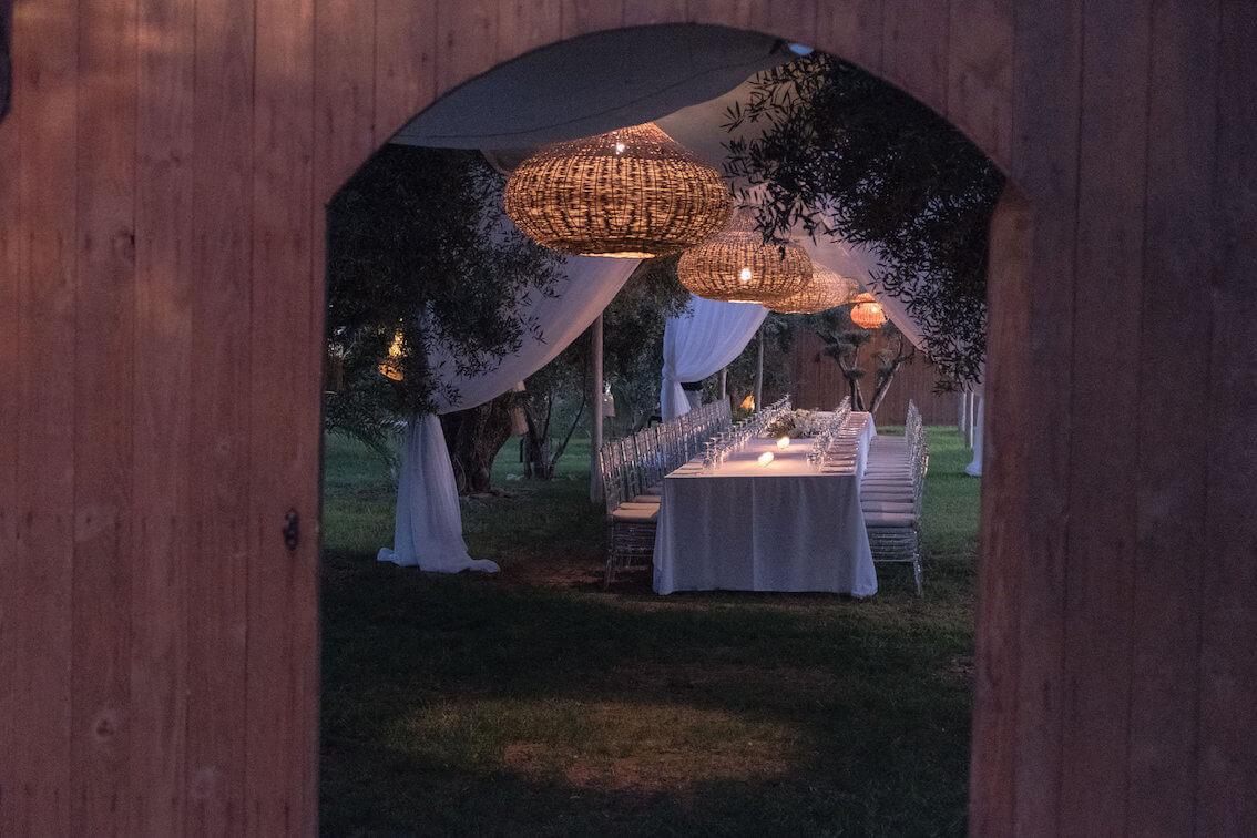 marrakech villa mariage