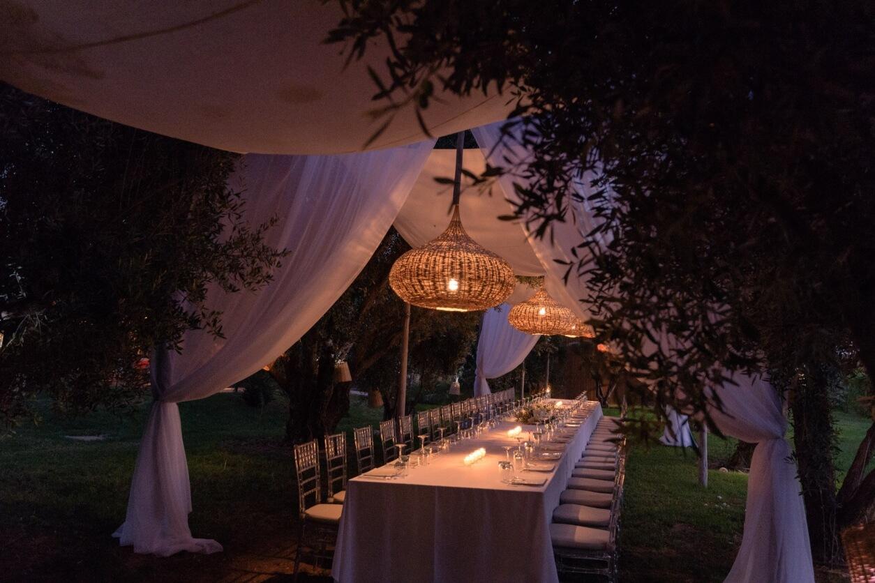 mariage villa