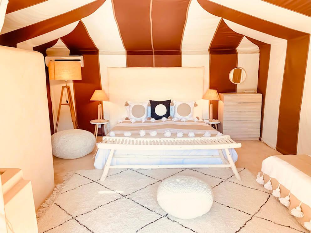 chambres à louer dans villa à marrakech