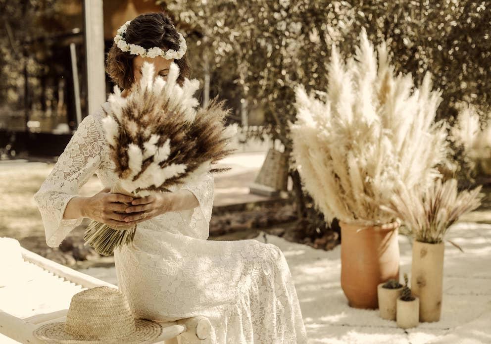 mariage boho marrakech
