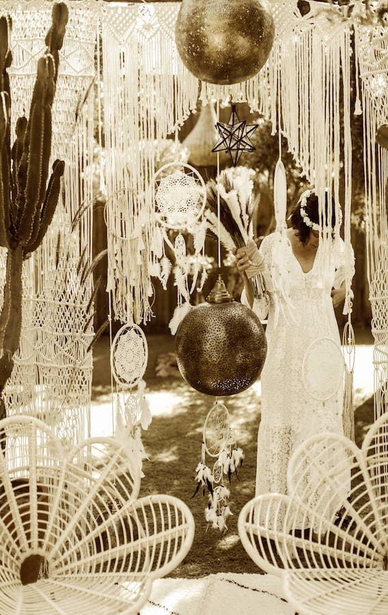 mariage marrakech boheme