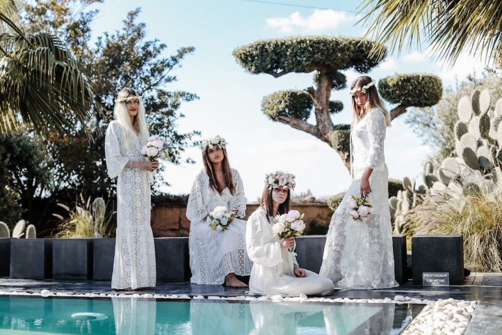 mariage marrakech weddings villa