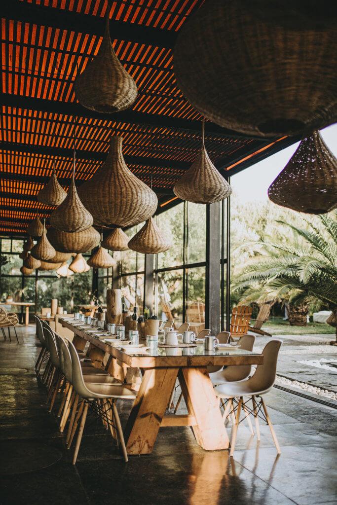 mariage maison marrakech