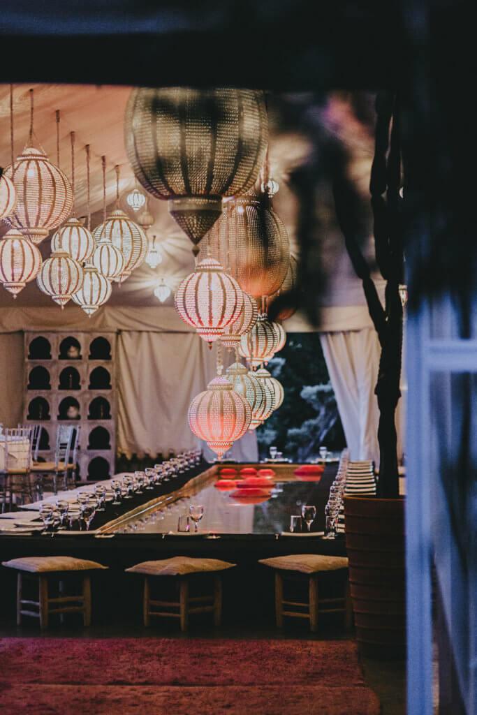 mariage marrakech villa