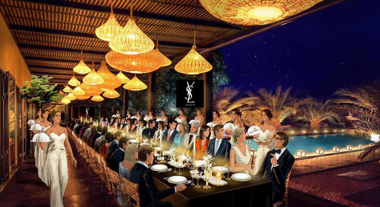 lieu de reception marrakech gala