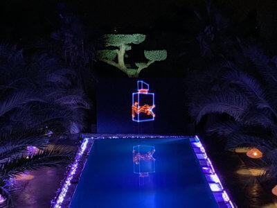 lieu de reception marrakech pour gala