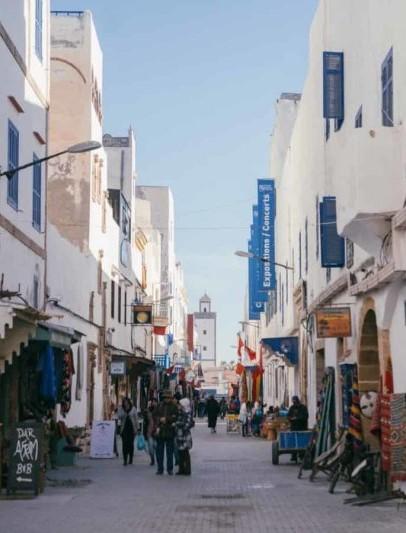 Autour de Marrakech, visiter Essaouira
