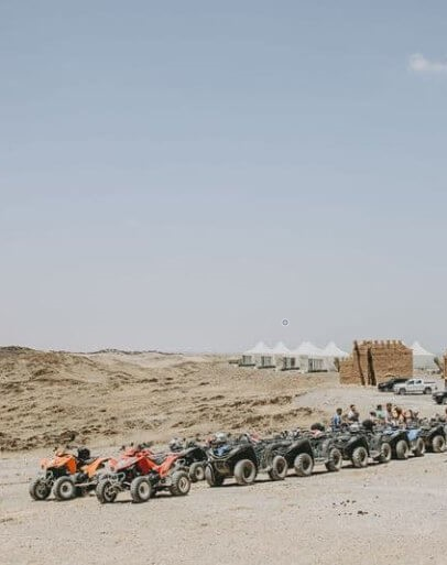 La Villa Taj Marrakech organise une activité de groupe