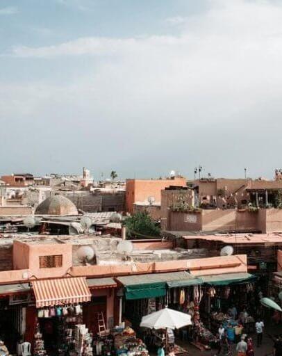 louer une maison dans Marrakech