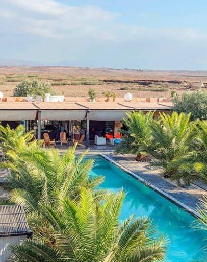 Villa privée à Marrakech