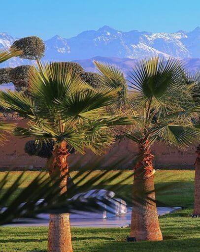 Location de la Villa Taj Marrakech
