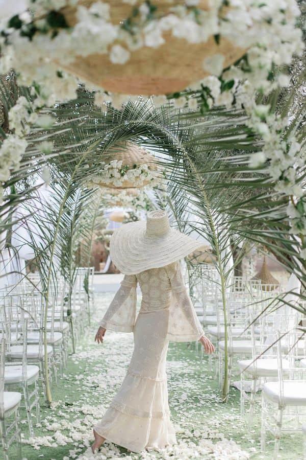 location de maison à Marrakech pour un mariage