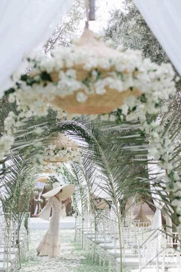 Maison de location à Marrakech pour un mariage