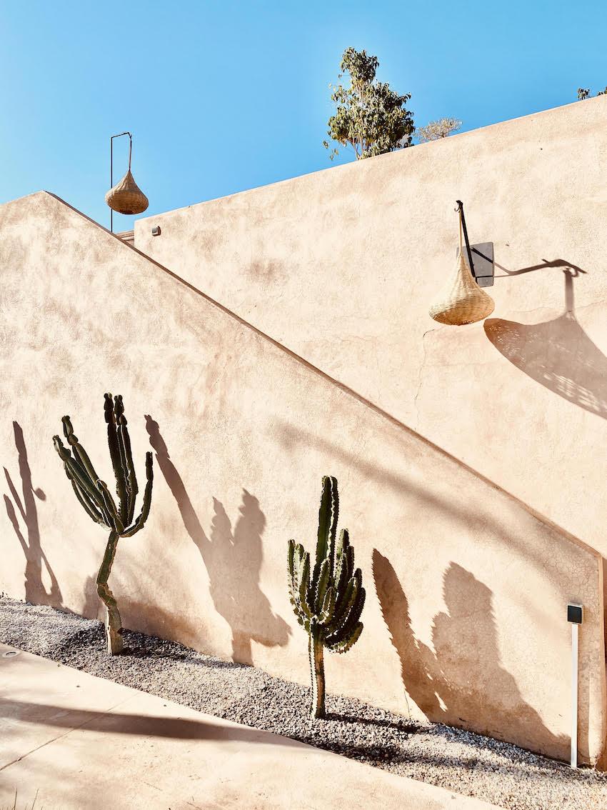 location d'une maison à Marrakech