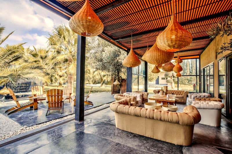 Maison de location de vacances à Marrakech