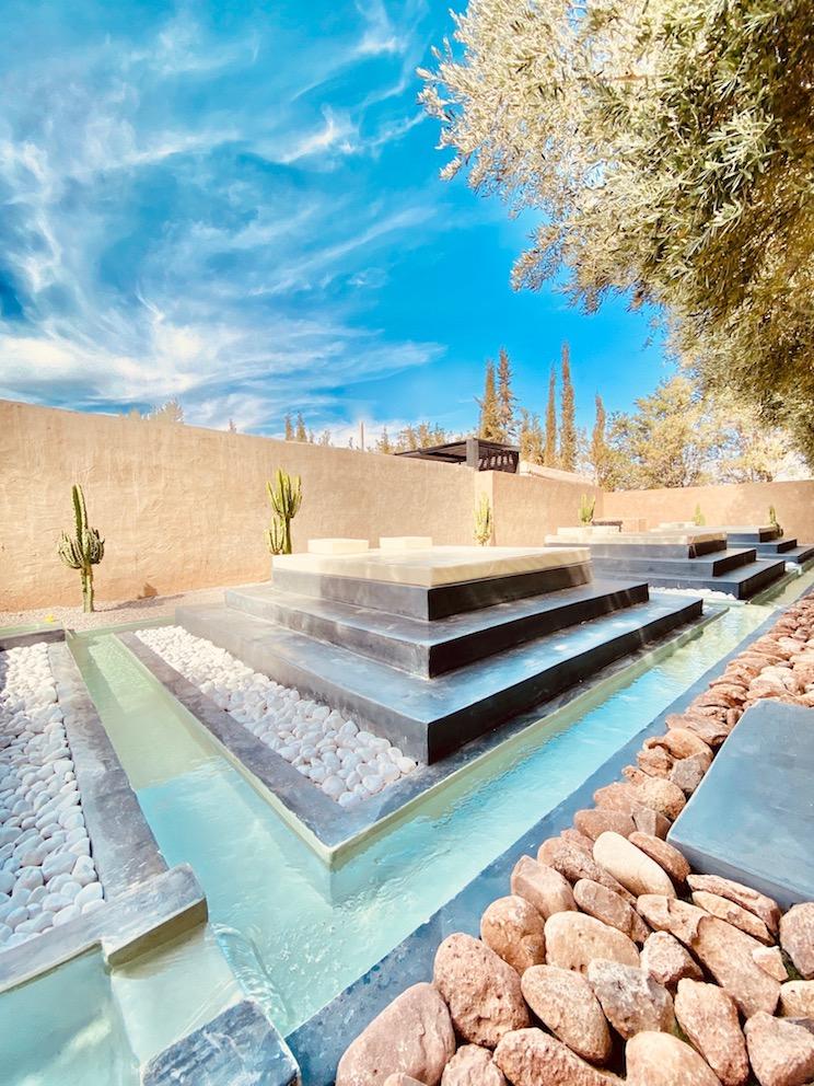 location villa marrakech luxe marrakech choisir