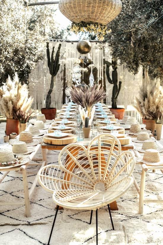 Mariage célèbre à Marrakech