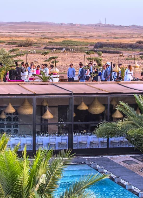 location salle mariage marrakech