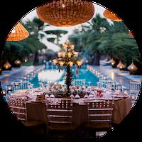 Traiteur pour mariage à Marrakech