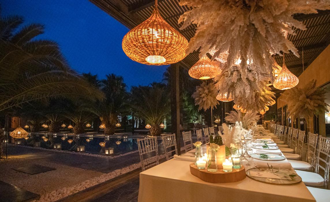 villa marrakech mariage