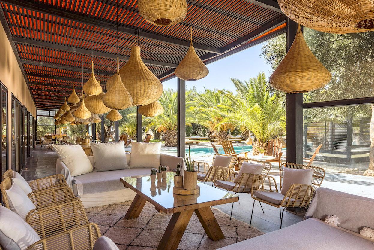 villa marrakech palmeraie