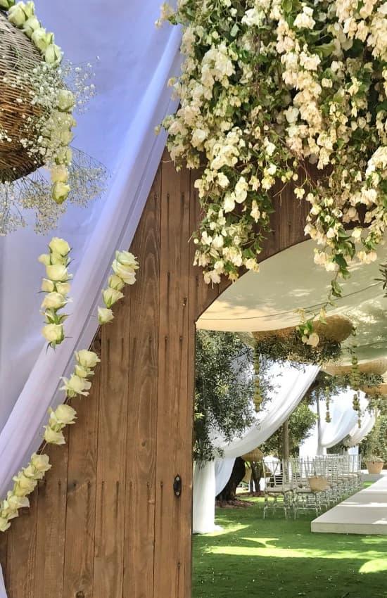 fleuriste marrakech organisation mariage