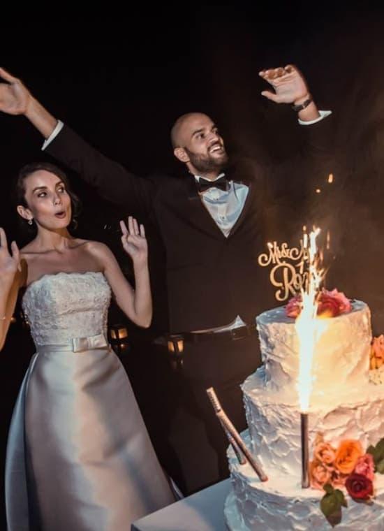 gateau mariage marrakech