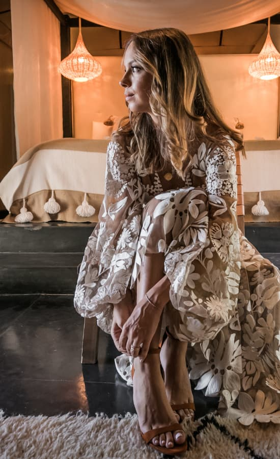 robe traditionnelle mariage marrakech