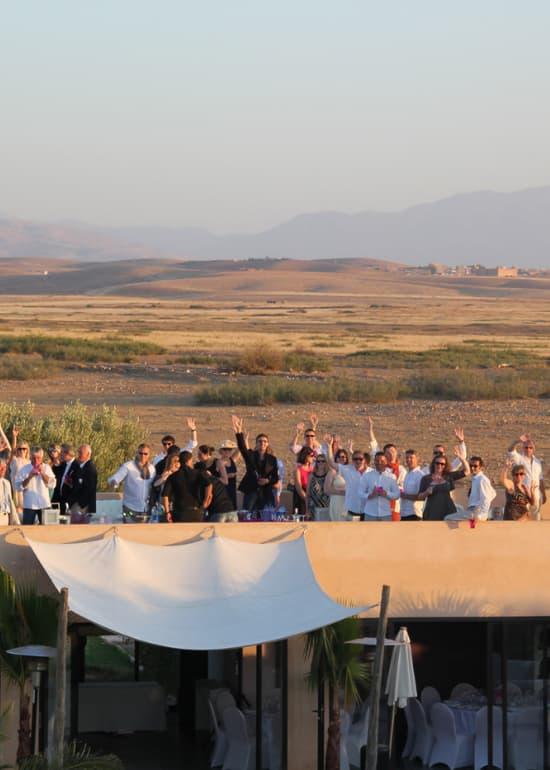 organisation seminaire marrakech 2021